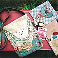 Miss Melly's sewing pocket