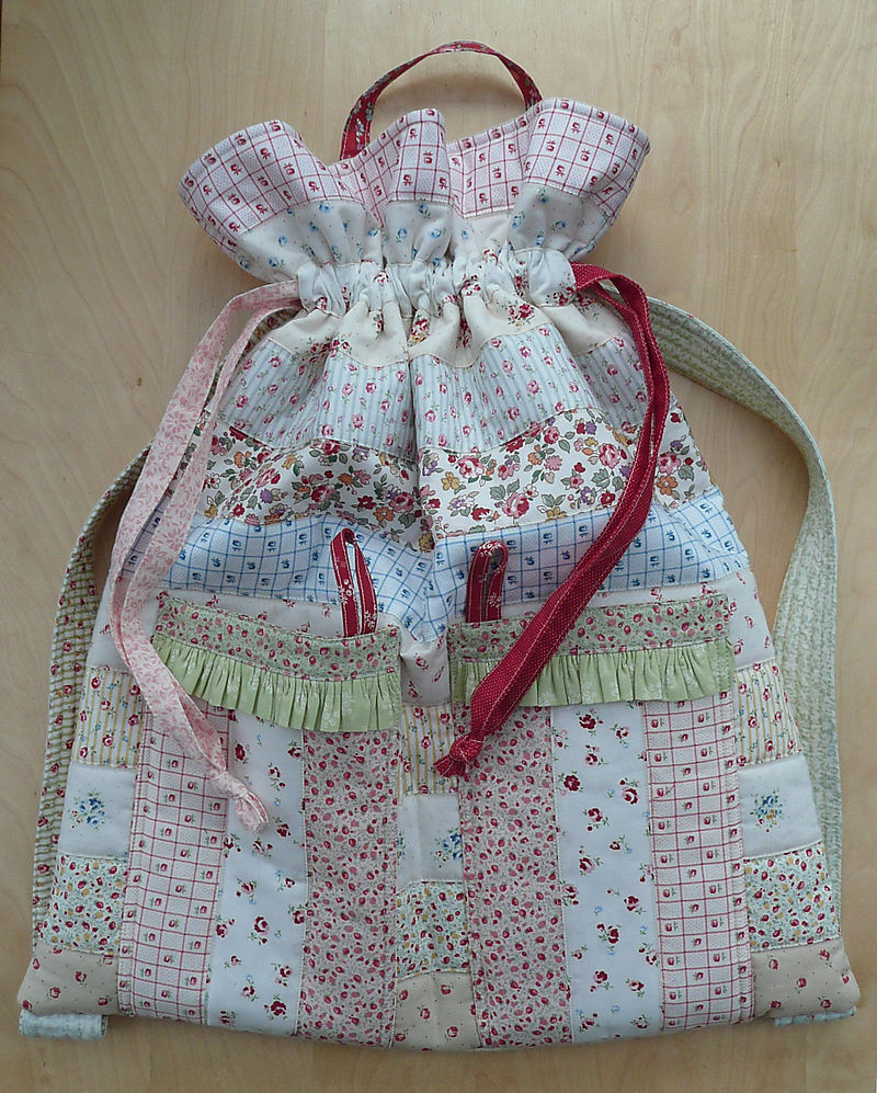 Jelly Roll Project Bag