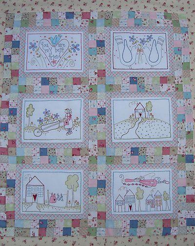 Stitchery Quilt photos 24-9-08 014