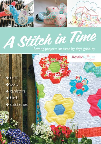 'A Stitch In Time' front cover