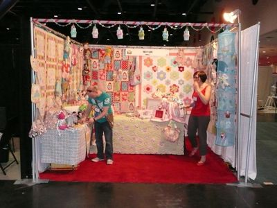 Melly and Me booth #4