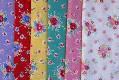 New Old Fabric #1