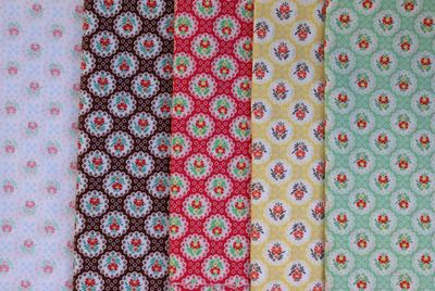 New Old Fabric #5