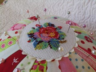 Stina Blomgren's pincushions #3