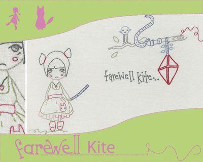 Y004 - Farewell Kite - [100]
