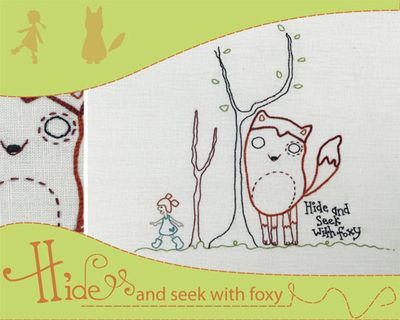 Y008 - Hide and Seek With Foxy - [100]