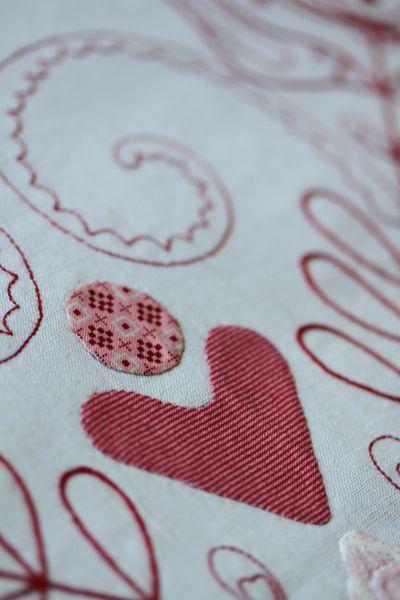 Linen Quilt #2