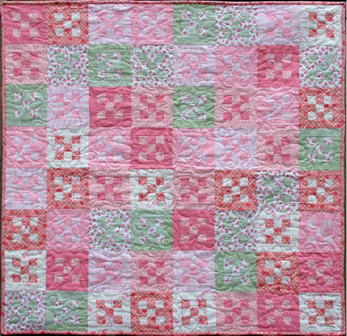 Baby Kiki's Quilt