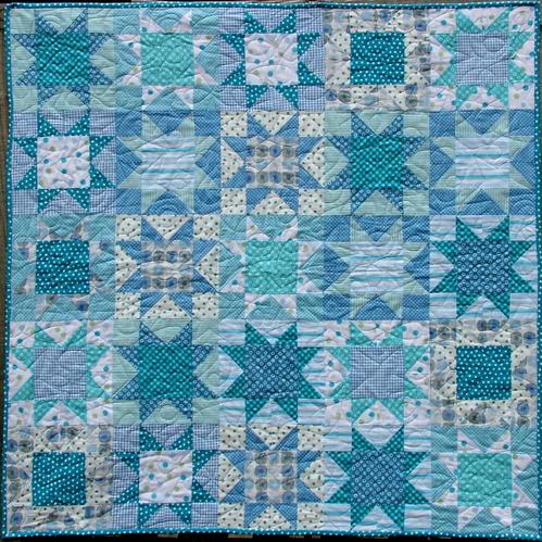 Baby Zak's quilt