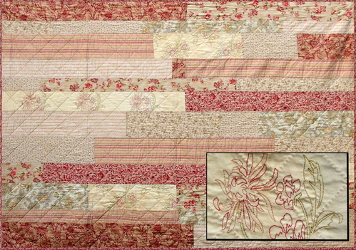 French revival quilt